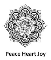 Peace Heart Joy